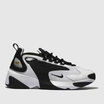 Nike White & Black Zoom 2k c2namevalue::Womens Trainers