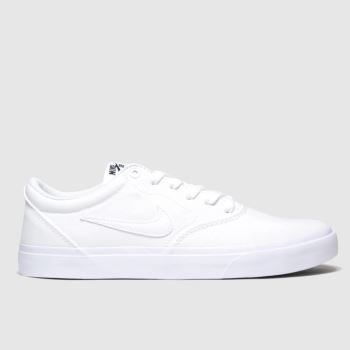 Nike SB White Charge Womens Trainers
