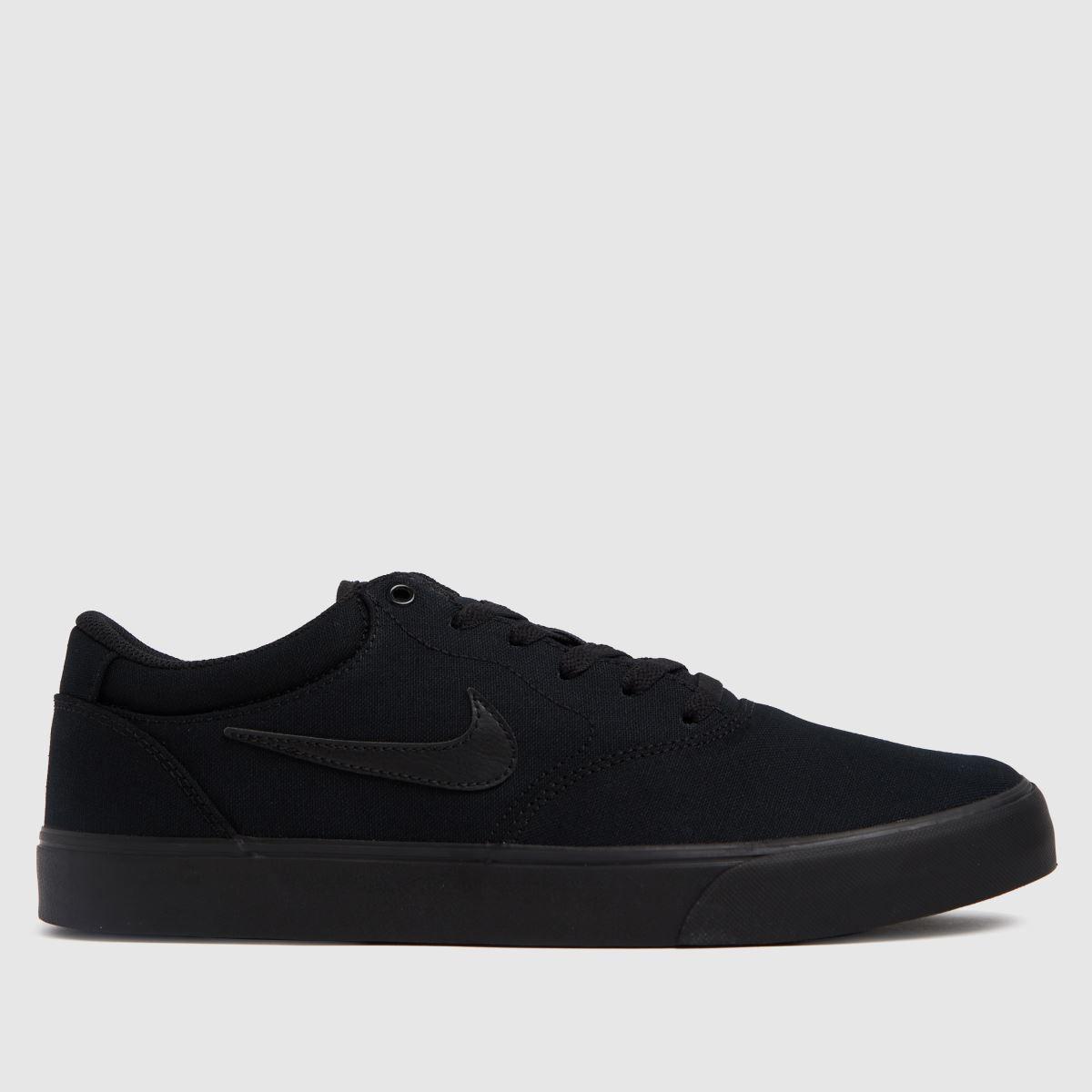Nike SB Black Chron 2 Trainers