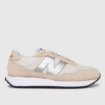 New balance Pale Pink 237 Womens Trainers