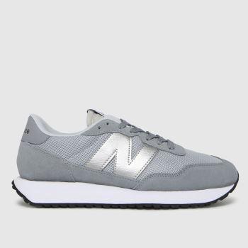 New balance Grey 237 Womens Trainers
