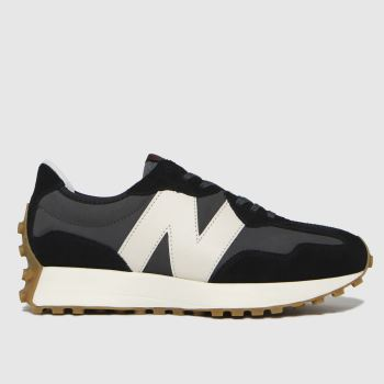 New balance Black 327 Womens Trainers