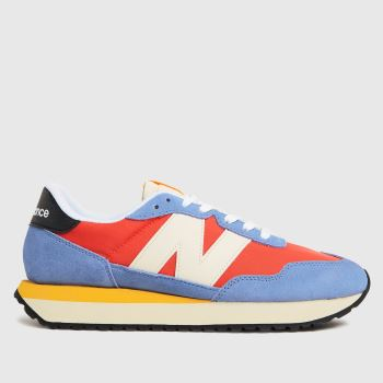 New balance Red 237 Womens Trainers