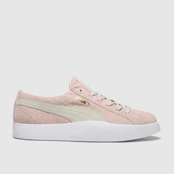 Puma Pale Pink Love Wns Trainers
