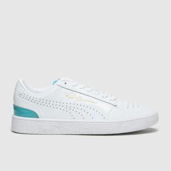 PUMA Multi Ralph Sampson Lo Perf Sof Womens Trainers#