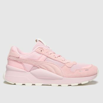 PUMA Pink Rs 2.0 Soft Womens Trainers