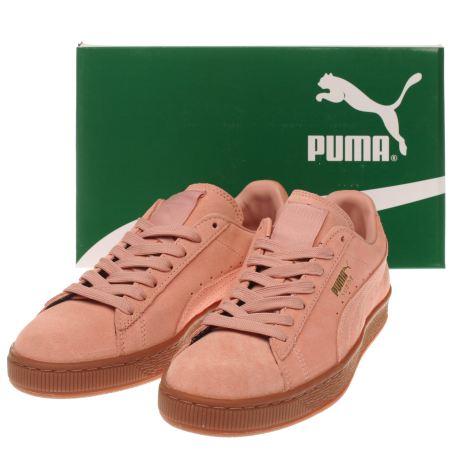 acheter en ligne 9b0cf f5cca puma suede pastel pink