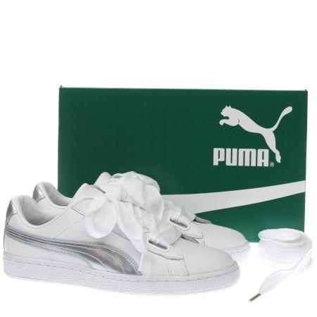 PUMA Basket Heart DE | Ballet flats | Chaussure basket femme
