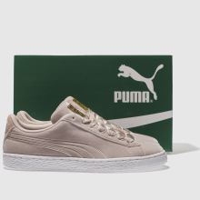 Puma basket velour 1