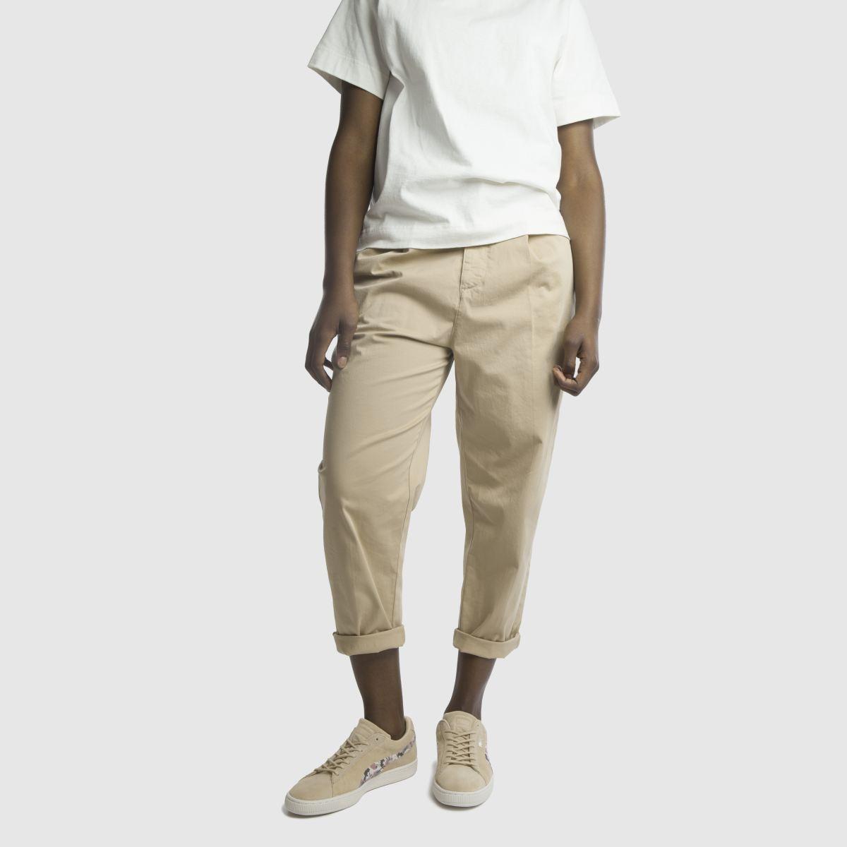 Damen Naturfarben puma Suede Sunfade Stitch Qualität Sneaker   schuh Gute Qualität Stitch beliebte Schuhe 9de845