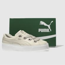 Puma platform kiss leather 1