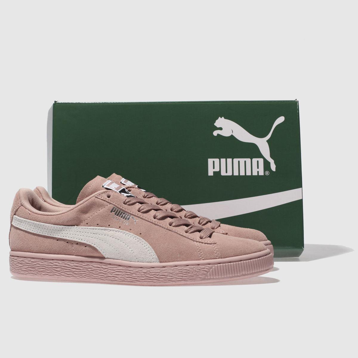 Damen Pink puma Suede Classic Qualität Sneaker | schuh Gute Qualität Classic beliebte Schuhe 9f6fcd