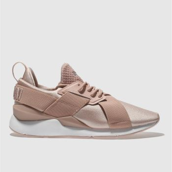 Puma Pink Muse En Pointe Womens Trainers