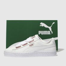 Puma basket heart leather 1