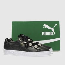 Puma basket bling 1