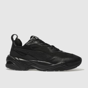Puma Black Thunder Desert Womens Trainers