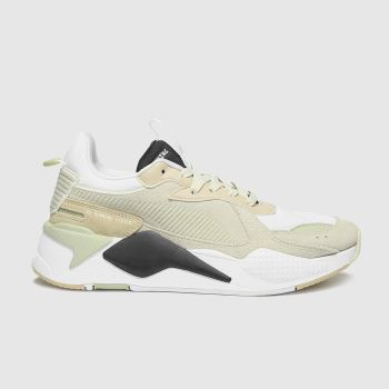 PUMA Natural Rs-x Reinvent Womens Trainers