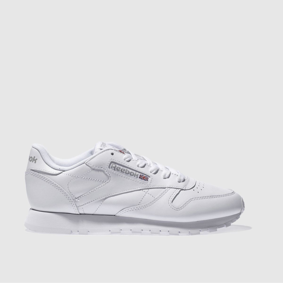 6a6092de26b581 Reebok White Classic Leather Trainers - Schuh at Westquay - Shop Online