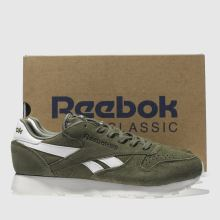 Reebok classic leather suede 1