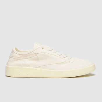 Reebok Natural Club C C&c Womens Trainers