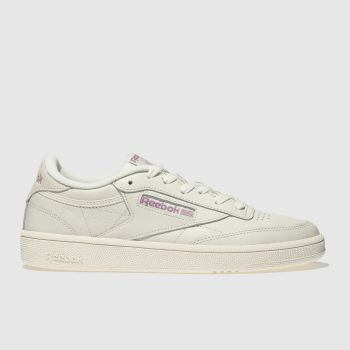 REEBOK STONE CLUB C 85 TRAINERS