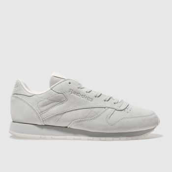 Reebok Natural Classic Leather Tonal Nbk Womens Trainers