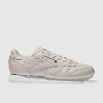 Reebok Rosa Classic Leather Damen Sneaker