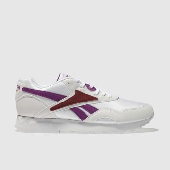 Reebok White Rapide Womens Trainers