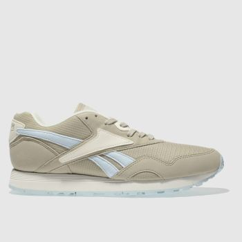 Reebok Light Grey Rapide Womens Trainers