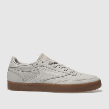 Reebok Stone Club C 85 Fvs Palm Springs Womens Trainers
