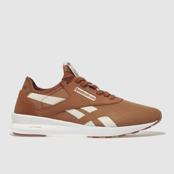 Reebok Orange Classic Nylon Sp Womens Trainers