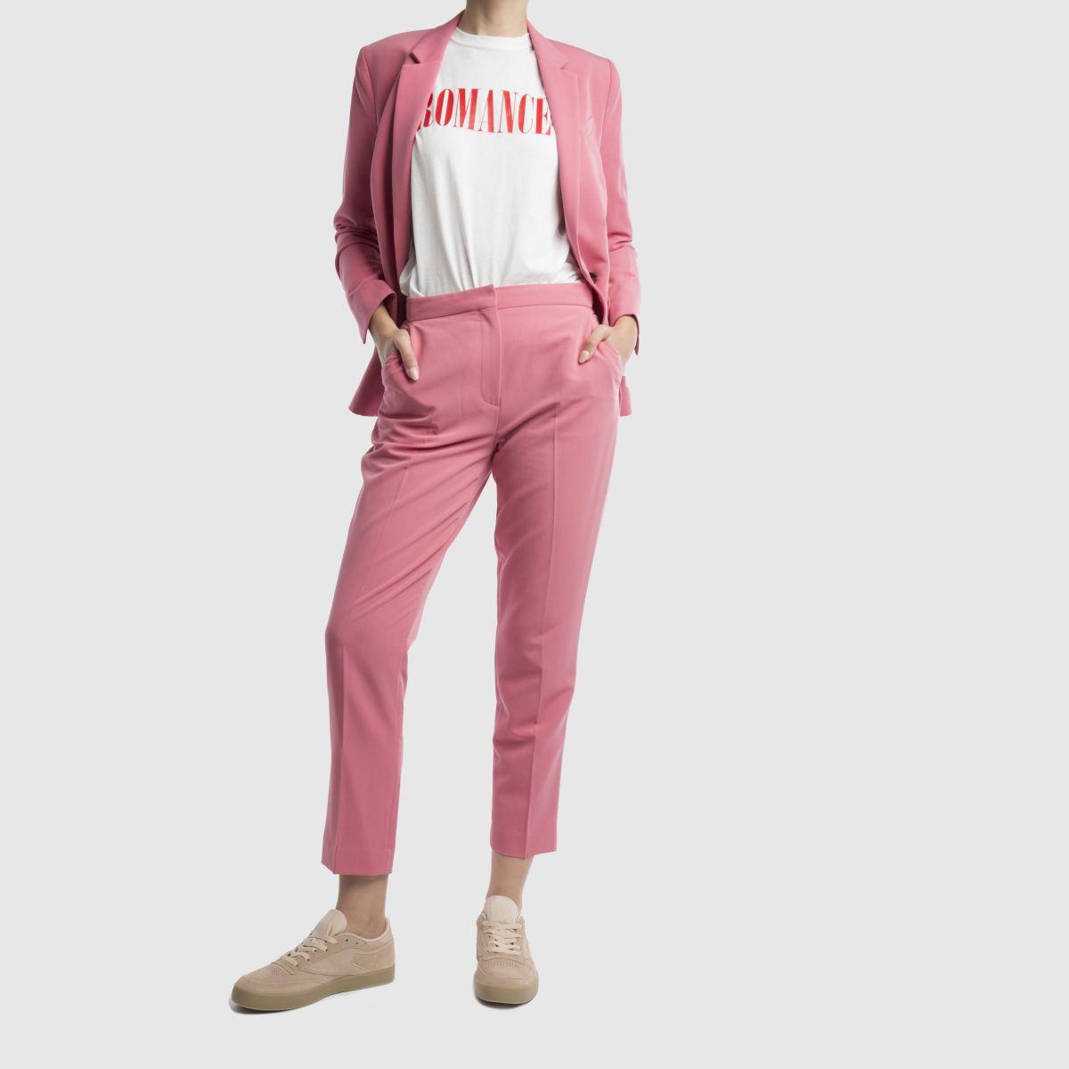 Damen Rosa reebok Club C 85 Fvs Gute Gum Sneaker | schuh Gute Fvs Qualität beliebte Schuhe 6c34f5
