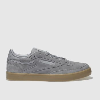 Reebok Pale Blue Club C 85 Fvs Gum Womens Trainers