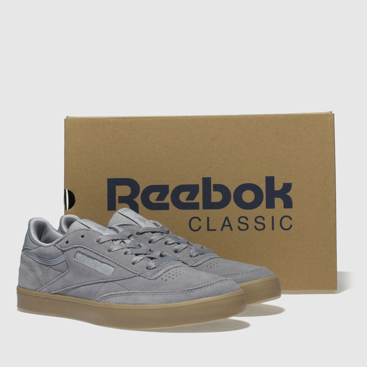 Damen Hellblau Fvs reebok Club C 85 Fvs Hellblau Gum Sneaker   schuh Gute Qualität beliebte Schuhe cdfde6