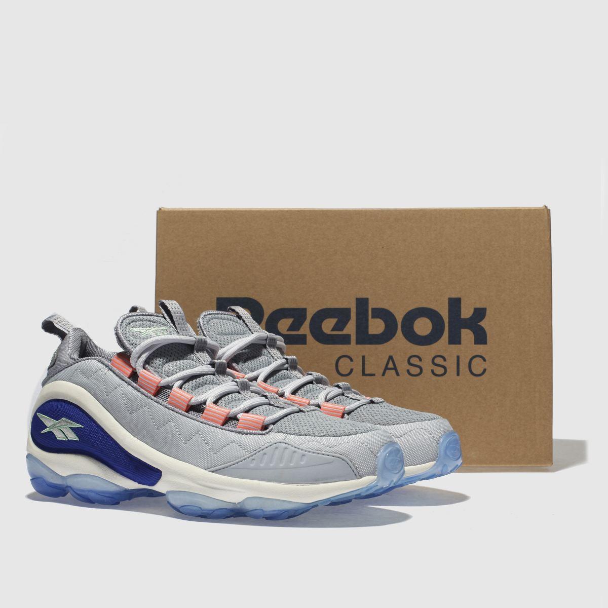 Damen Grau-blau reebok Dmx schuh Run 10 Sneaker | schuh Dmx Gute Qualität beliebte Schuhe 41468c