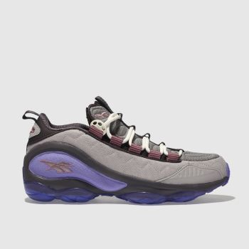 Reebok Grey Dmx Run 10 Womens Trainers