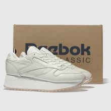 Reebok classic leather platform 1