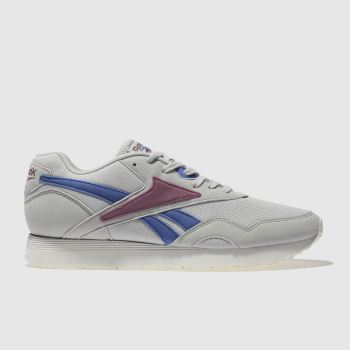 Reebok Light Grey Rapide Mu Womens Trainers
