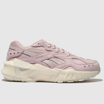 Reebok Lilac Aztrek Double Womens Trainers