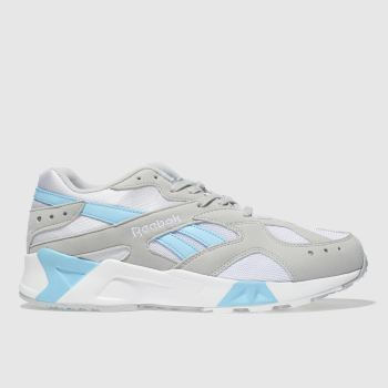 Reebok Light Grey Aztrek Womens Trainers
