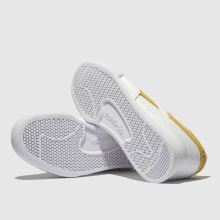 1331327394d womens white   yellow reebok phase 1 pro trainers