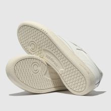 6b7849119a2 womens natural reebok club c 85 leather trainers