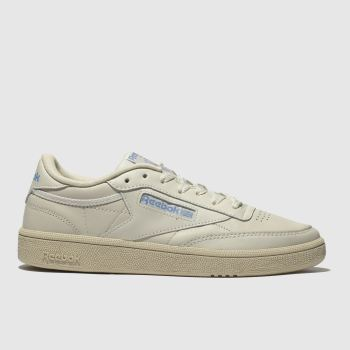 Reebok Stone Club C 85 Womens Trainers