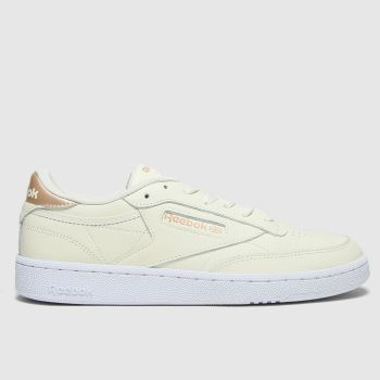 Reebok Stone Club C 85 Womens Trainers#