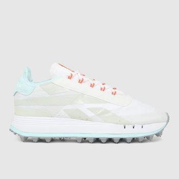 Reebok Weiß Legacy 83 Damen Sneaker