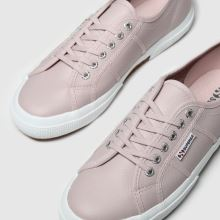 Superga 2750 Leather 1