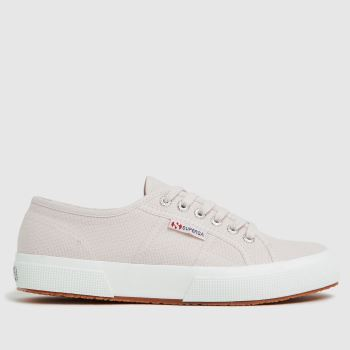 Superga Pale Pink 2750 Cotu Classic Womens Trainers