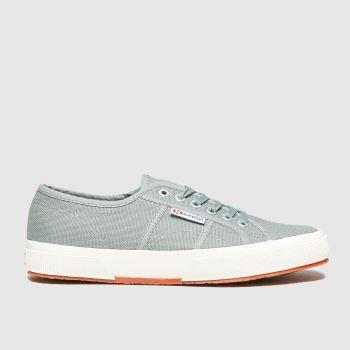 Superga Grau 2750 Cotu Classic Damen Sneaker