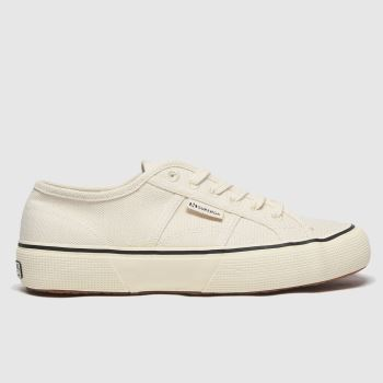 Superga Stone 2490 Organic Cotton Hemp Womens Trainers