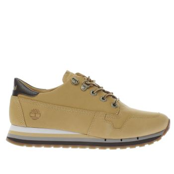 Timberland Natural Antwerp Air Womens Trainers